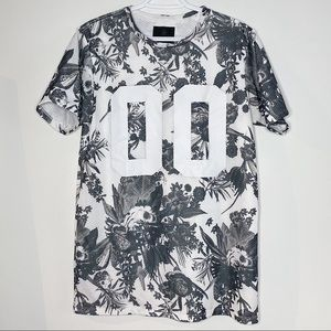 Floral Jersey